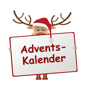 Adventskalender 2016 für Kinder