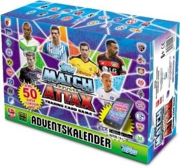 Match Attax Adventskalender 2015