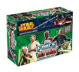 Force Attax Adventskalender 2014