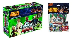 Force Attax Adventskalender 2015 Star Wars the Clone Wars