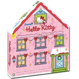 Hello Kitty Adventskalender 2012