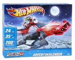 Hot Wheels Adventskalender 2012