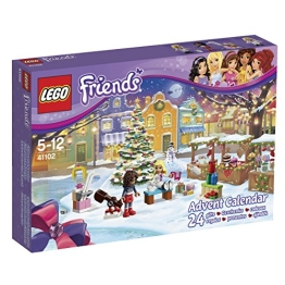 Lego Friends Adventskalender 2015 - 41102