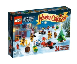 Lego City Adventskalender 2012 (4428)