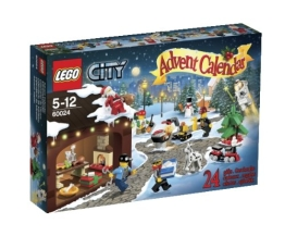Lego City Adventskalender 2013