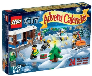 Lego City Adventskalender 2011 (7553)