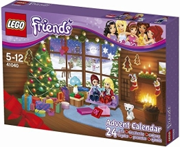 Lego Friends  Adventskalender 2014 - 41040