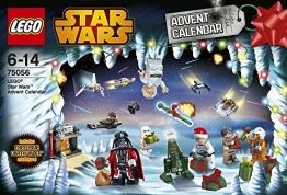 Lego Star Wars  Adventskalender 2015 - 75056