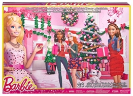 Barbie Adventskalender 2015