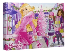 Mattel Barbie Adventskalender 2012