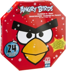 Angry Birds Adventskalender 2013