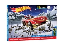 Hot Wheels Adventskalender 2014
