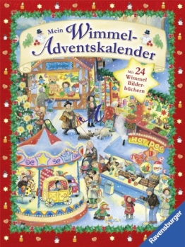 Wimmel-Adventskalender 2012