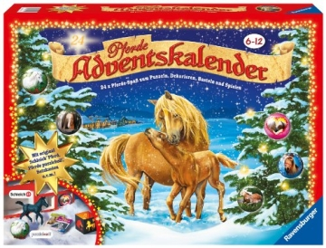 Pferde Adventskalender 2011