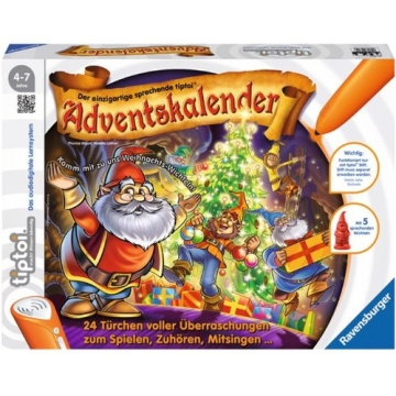 tiptoi Adventskalender 2013