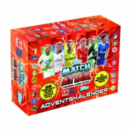 Match Attax Adventskalender 2013