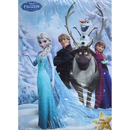 Adventskalender Disney Frozen die Eiskönigin (75g)