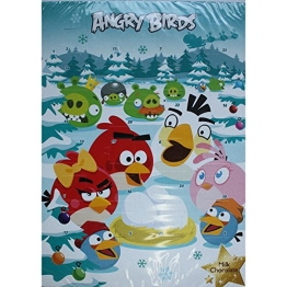 Angry Birds Adventskalender Motiv: 2x AngryBird Red