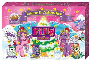 Filly Stars  Adventskalender 2015
