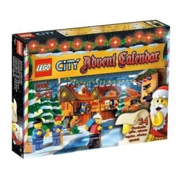 LEGO City Adventskalender 2007 (7907)