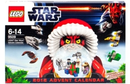 LEGO Star Wars 9509 Adventskalender
