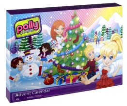 Polly Pocket Adventskalender 2012