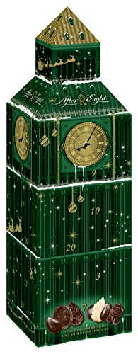 Nestlé After Eight Adventskalender Big Ben, (185 g)