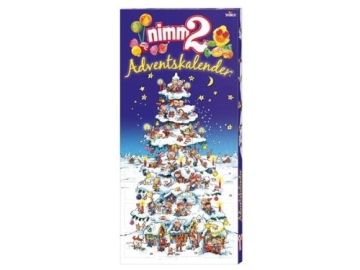 Nimm2 Adventskalender, (300g)