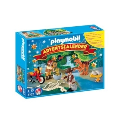 Playmobil Adventskalender 2010 (4162) Dino-Expedition
