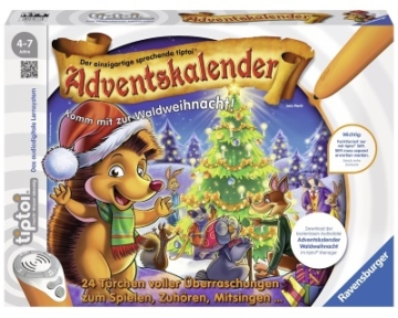 tiptoi Adventskalender 2016 / 2017
