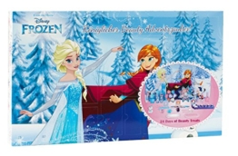 Disney Frozen Die Eiskönigin Beauty Adventskalender 2016, 1er Pack (1 x 24 Stück) -