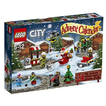 LEGO City 60133 - LEGO City Adventskalender -