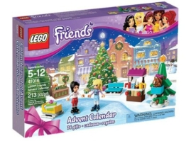 Lego Friends 41016 - Adventskalender -
