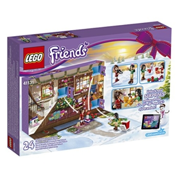 LEGO Friends 41131 - LEGO Friends Adventskalender 2016 -