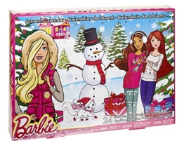 Mattel Barbie DMM61 - Adventskalender -