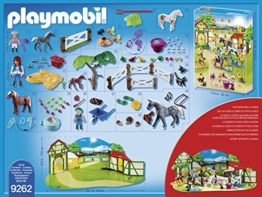 "Playmobil 9262 - Adventskalender ""Reiterhof"" -"